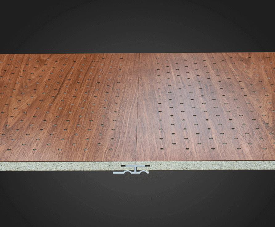 Стеновые акустические панели HILGEN.RU
